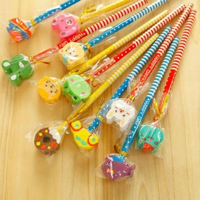 1pc-diy-Standard-Pencils-korean-novetly-cartoon-animal-cute-wooden-pencil-with-eraser-head-for-school.jpg_640x640.jpg